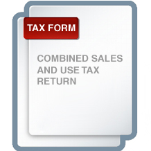 Sales & Use Tax Form